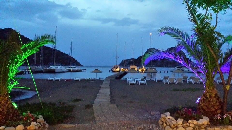 Ciftlik is a popular 1st night destination in Turkey.