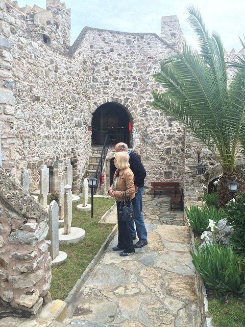 Marmaris Castle Museum  Sail In Turkey