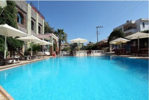 Turkish Bath Pool